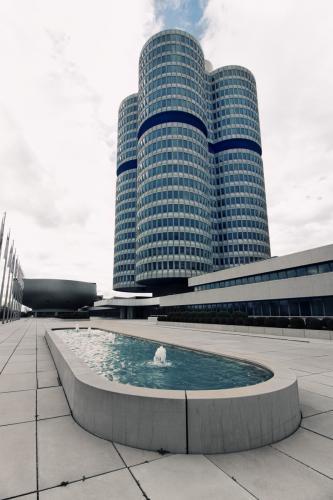 BMW-Vierzylinder