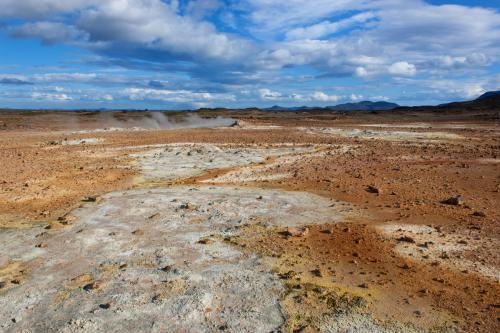 Geothermalgebiet Hverarönd
