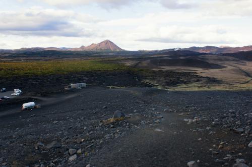 Vulkan Hverfall